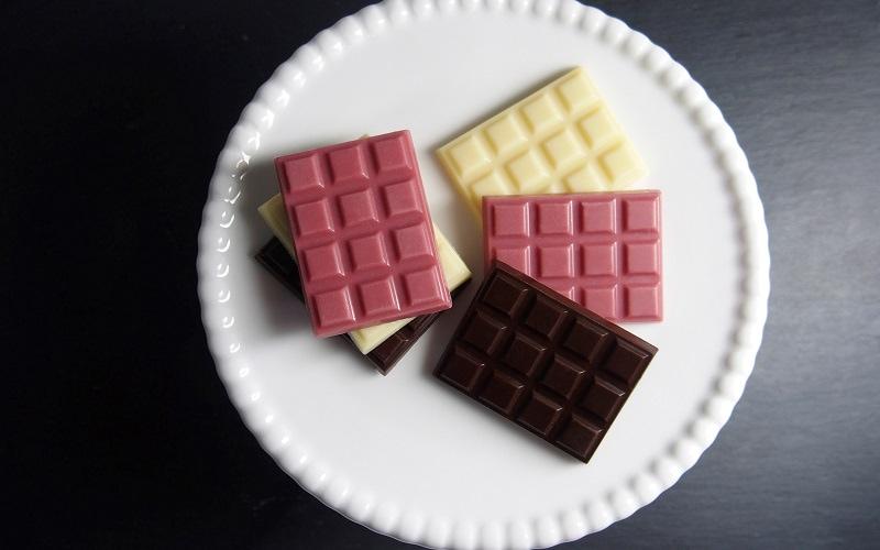 銀座タブレットチョコレート