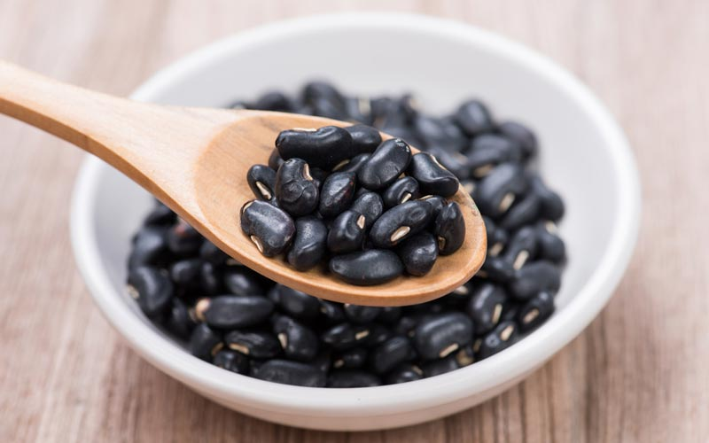 ダイエット&美容成分が豊富な「黒豆」