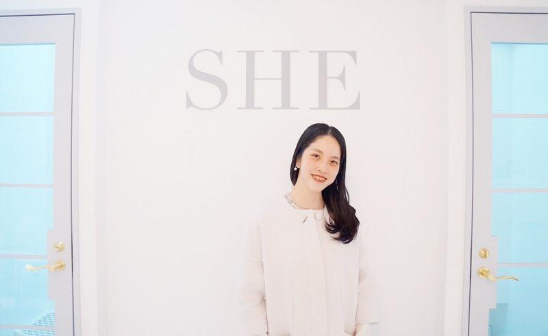 中山紗彩 クリエイティブスクール『SHElikes(シーライクス)』