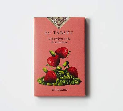 苺とピスタチオ