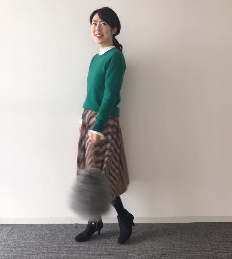 UNIQLO カシミヤクルーネックセーター