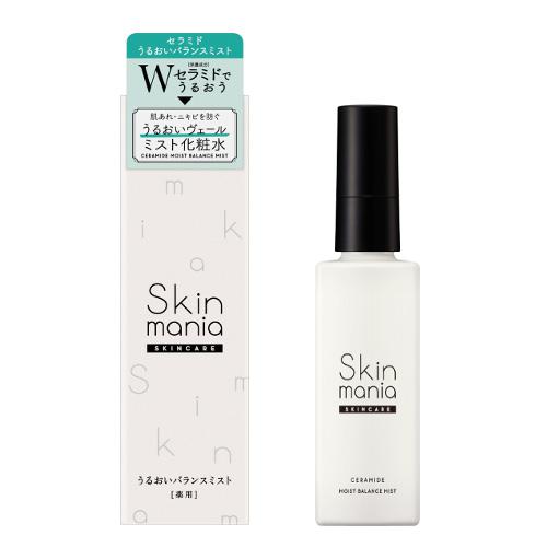 Skin mania「セラミド うるおいバランスミスト」