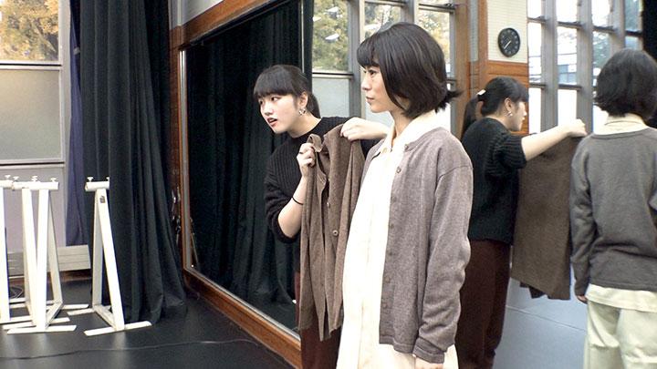 再現ドラマ女優・芳野友美さん 洋服を購入
