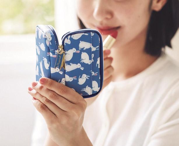 サザビー【Afternoon Tea LIVING リップポーチ】