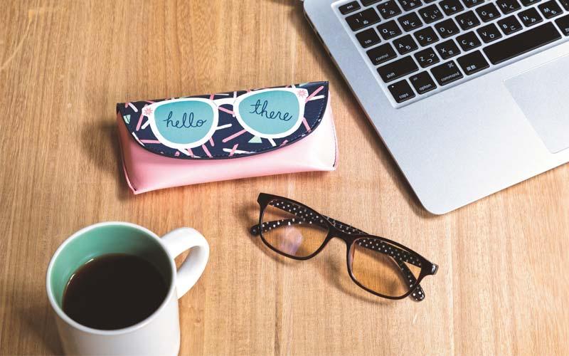 メガネケース、PCメガネ