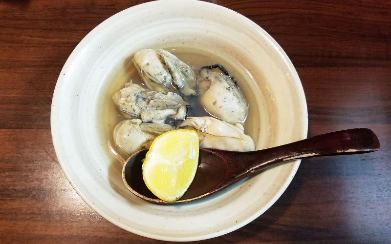 牡蠣(おでん)