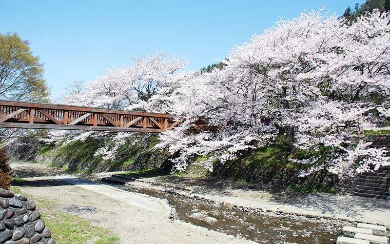 七谷川(和らぎの道)