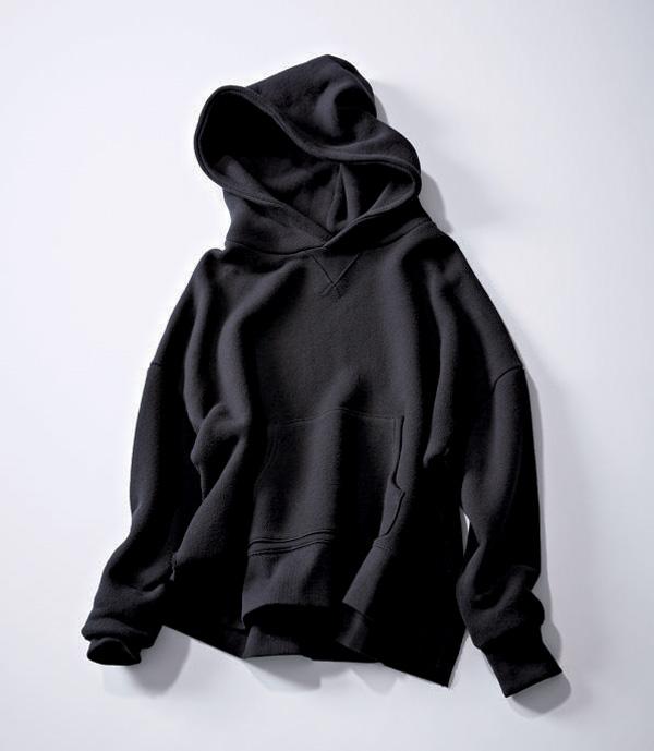 【Ungrid】黒パーカ