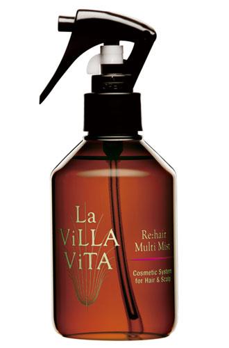 La ViLLA ViTA リ・ヘア マルチミスト<洗い流さないトリートメント>