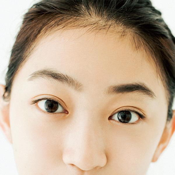 眼輪筋トレーニング OKな目の開け方