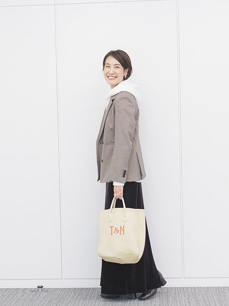 FRAMeWORK プレス:中村朋美さん