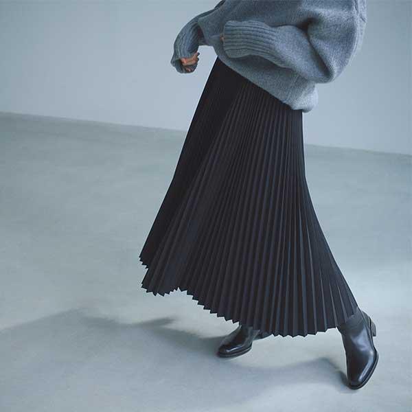 【イレーヴ】のロングスカート