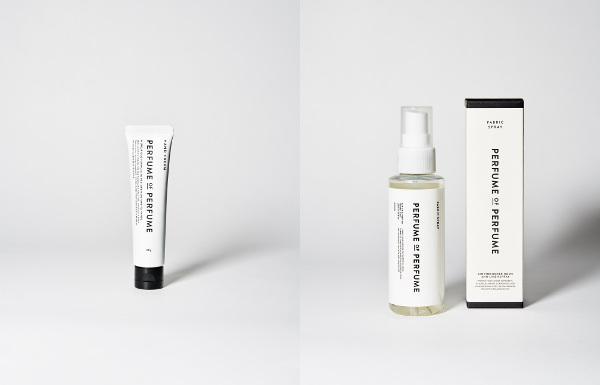 Perfume監修 Fashion Project「Perfume Closet」 新フレグランスアイテム