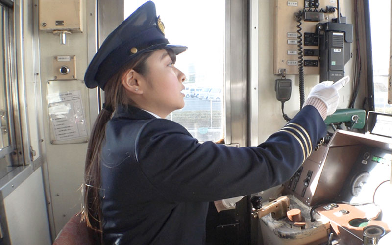 メディアが注目!「三陸鉄道」女性運転士の秘密って? | Oggi.jp | Oggi.jp