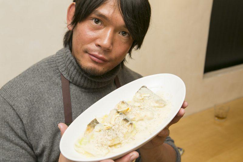YAMATO タラと白菜の柚子胡椒クリーム煮