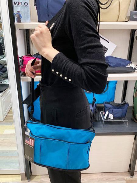 軽量高密度のUSA製バッグ