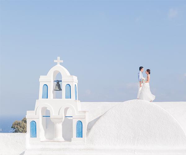 ギリシャ旅行 プロポーズ