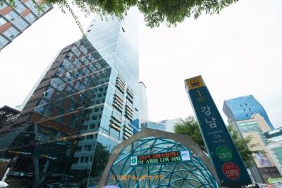 地下鉄2号線「江南」駅