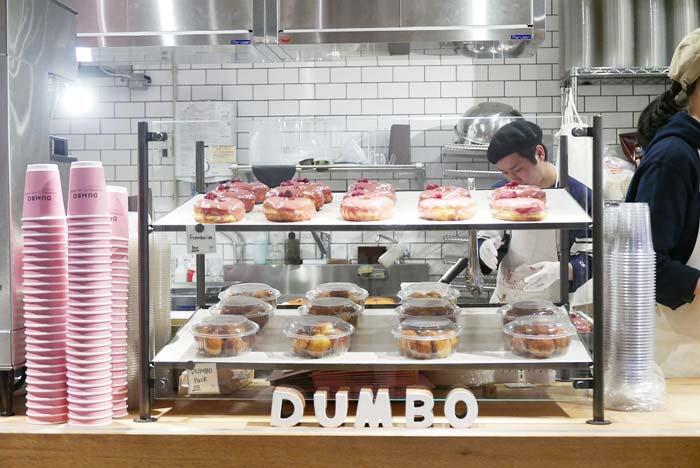 DUMBO Doughnuts and Coffee アソビル店