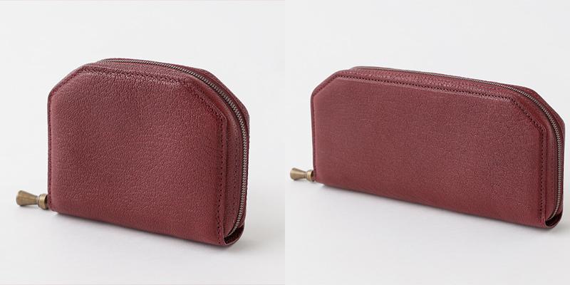POSTALCO for BLOOM&BRANCH/Kettle Zipper Wallet Exclusive