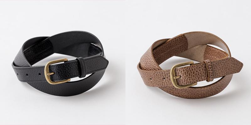 forme×BBLOOM&BRANCH/Curve Belt
