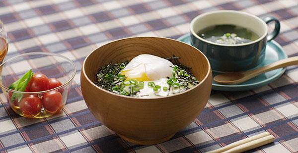 ツナマヨ風味のラクチン丼