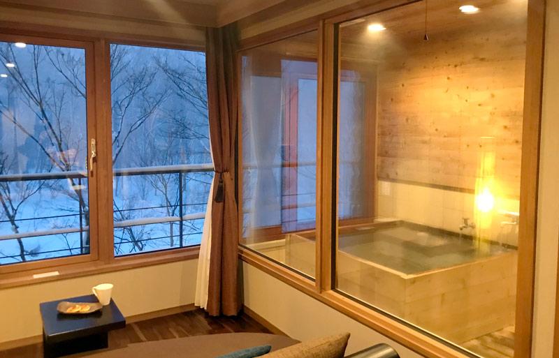 お部屋 お風呂