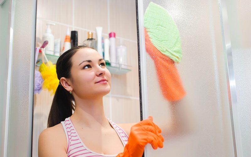 お風呂に入りながら掃除できる時短裏技