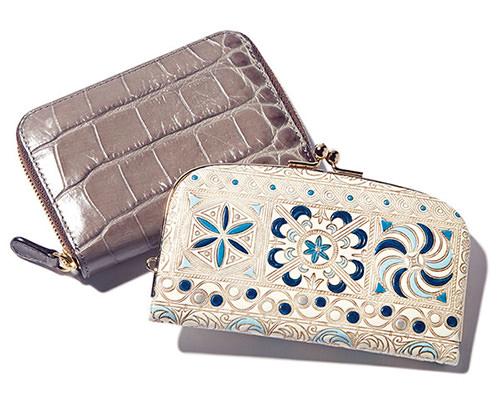 ミニ財布は特別なシーンで大活躍!