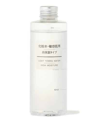 無印良品|化粧水 敏感肌用 高保湿タイプ