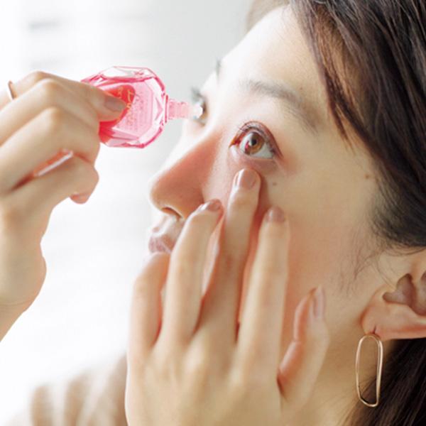 目薬の正しい使い方
