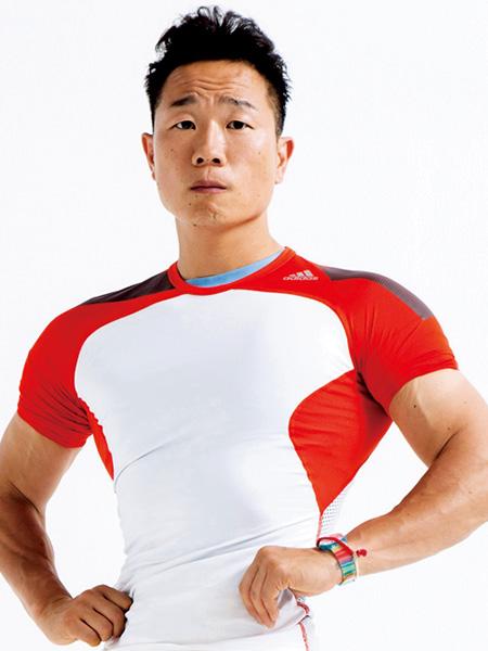 筋肉指導者・谷本道哉先生