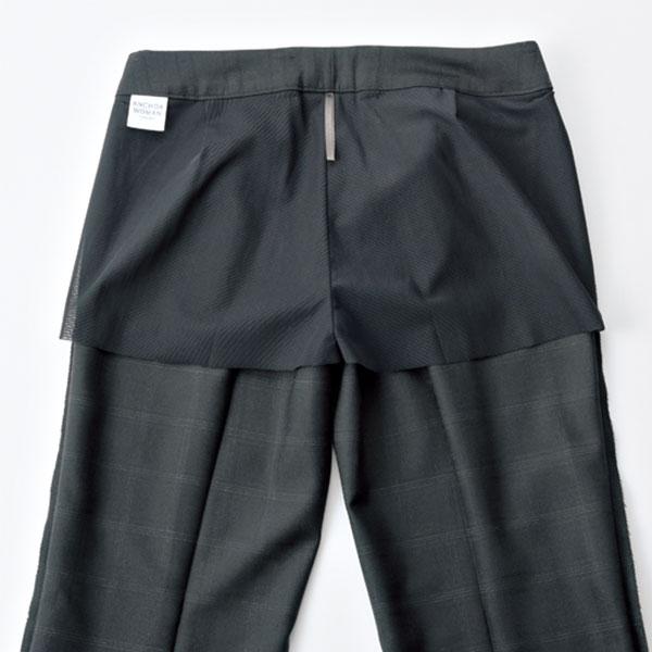 ANCHOR WOMAN|ウォッシャブルテーラードジャケット&パンツ