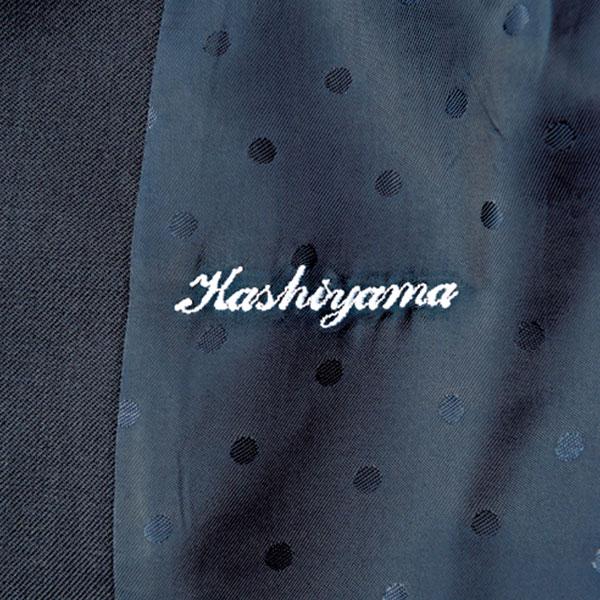 オンワードパーソナルスタイル|KASHIYAMA the Smart Tailor 裏地 ネーム入り