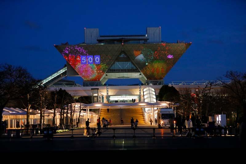 TOKYO VISION ~500 Days to Go! Night~