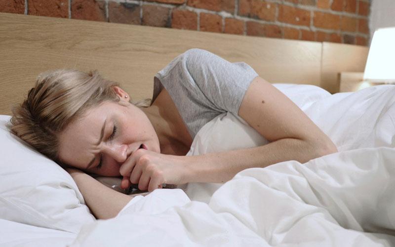 喉 が 痒く て 咳 が 出る 対処 法
