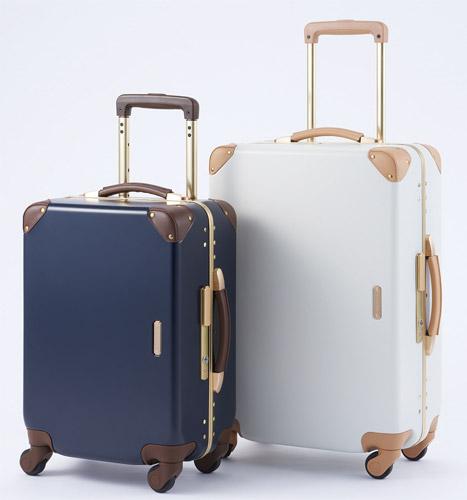 ジュエルナローズのエステル・スーツケース