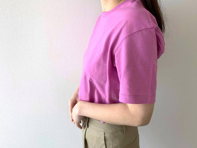 UNIQLO「リラックスフィットクルーネックT(半袖)」