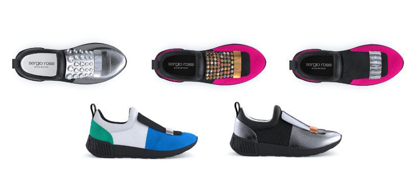 セルジオ ロッシ カスタムオーダー靴