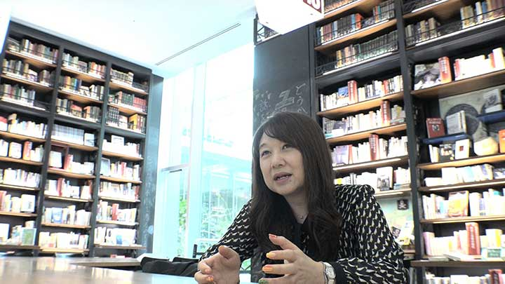 近畿大学広報室・室長の加藤公代さん