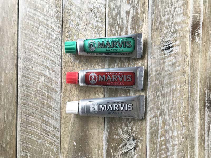 MARVIS(マービス) クラッシュストロングミント/シナモンミント/ホワイトミント