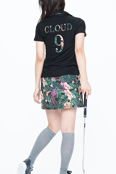 デルソルゴルフ ポロシャツ&スカートセット
