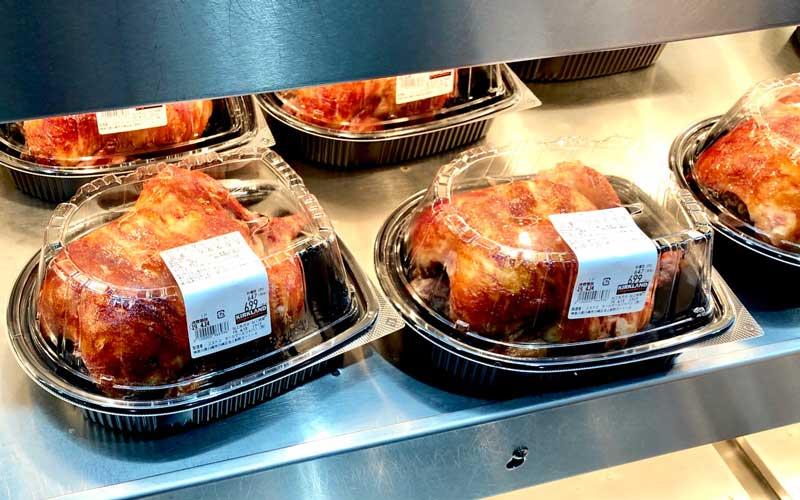 チキン コストコ ロティサリー コストコ『ロティサリーチキン』のおすすめ度は? 気になる味や切り分け方をチェック