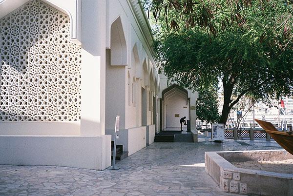 アル・ファヒディ歴史地区内