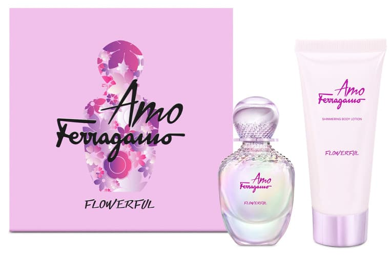 サルヴァトーレ フェラガモ「AMO Ferragamo FLOWERFUL(アモ フェラガモ フラワーフル)」