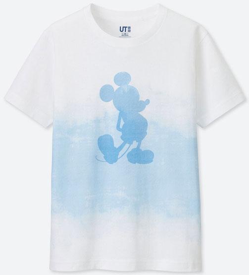 MICKEY BLUE キッズ UT