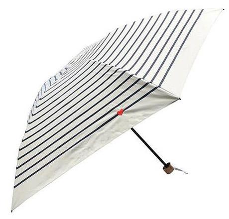 ロフトオリジナル 軽量遮光遮熱 晴雨兼用 折りたたみ傘(ワールドパーティー)