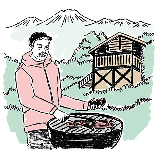 八ヶ岳OJI様