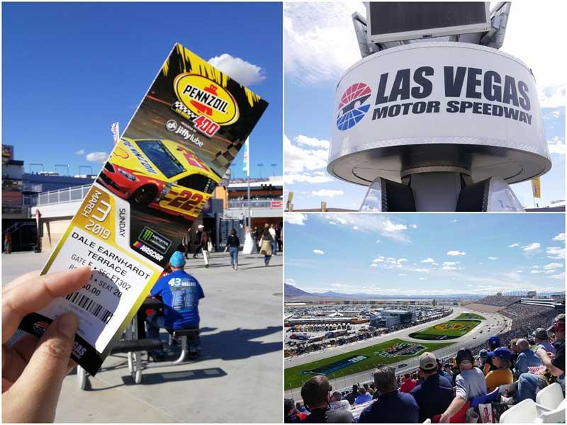 NASCAR Pennzoil 400 Race