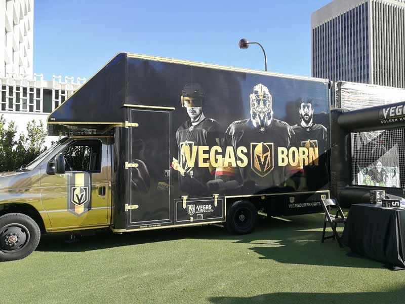 Vegas Golden Knights(ベガス・ゴールデン・ナイツ)
